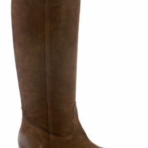 Billi Bi langskaftet støvle, (Mørk brun)