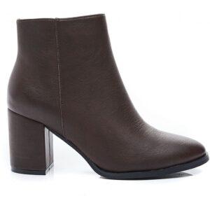 Ideal shoes dame støvle 1903 - Brown