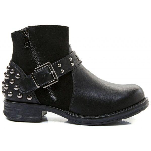 Ideal shoes dame støvle 1962 - Black