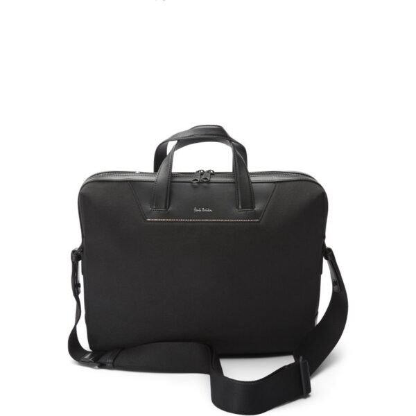 Paul Smith Accessories Computertaske Sort