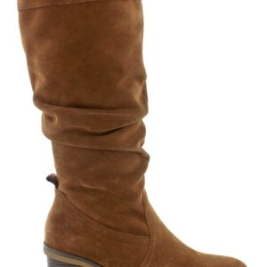 Tamaris langskaftet støvle, (Cognac)