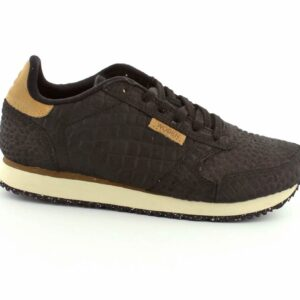 Woden Sneakers, (Sort)